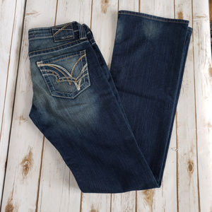 Big Star Sweet Boot Stretch Jeans